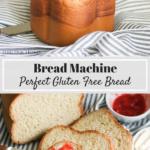 Bread machine gluten free bread