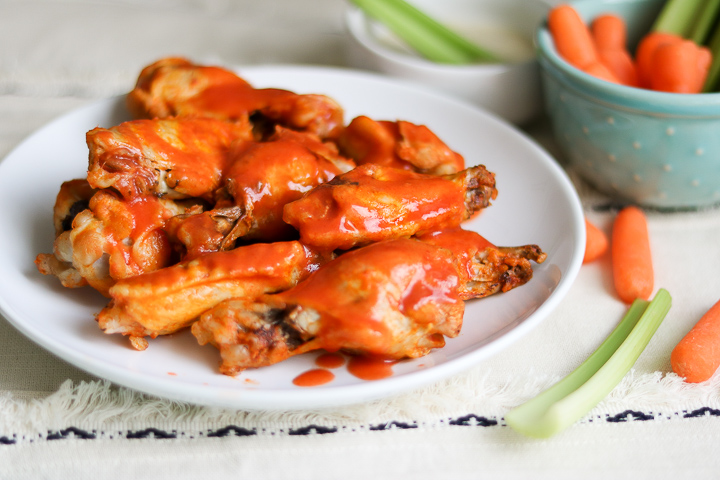 Instant Pot Buffalo Wings