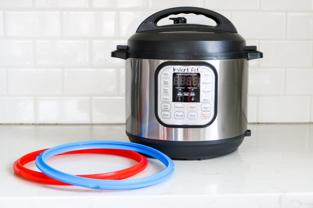 instant pot 6qt with sealing rings
