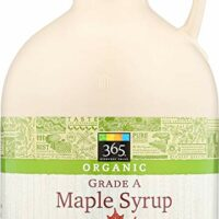 365 Everyday Value, Organic Grade A Maple Syrup, Dark Color, 32 fl oz