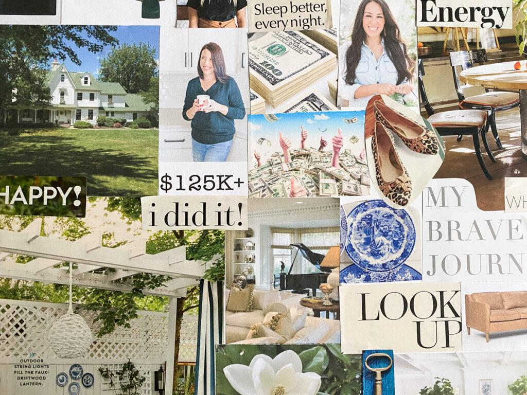 vision board inspiration images