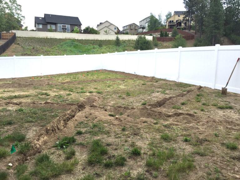 Yard-